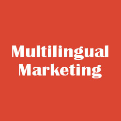 Multilingual Marketing